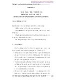 Giáo trình tin học trong quản lý xây dựng - Chương 6