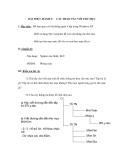 GIÁO ÁN MÔN TIN HỌC LỚP 6 - BÀI THỰC HÀNH 3