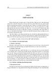Giáo trình quy hoạch và thiết kế hệ thống thủy lợi - Chương 9