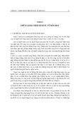 Giáo trình quy hoạch và thiết kế hệ thống thủy lợi - Chương 1