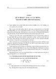 Giáo trình quy hoạch và thiết kế hệ thống thủy lợi - Chương 2