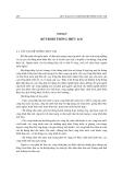 Giáo trình quy hoạch và thiết kế hệ thống thủy lợi - Chương 5