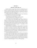 Giáo trình vật liệu xây dựng mới - Chương 4