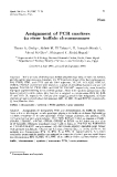 """Báo cáo sinh học: """"Assignment of PCR markers to river buffalo chromosomes"""""""