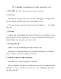 Tiết 77 : LUYỆN TẬP ĐẠO HÀM CÁC HÀM SỐ LƯỢNG GIÁC