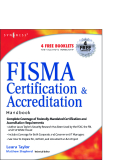 fisma certification and accreditation handbook phần 1