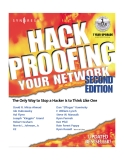 hack proofing your network second edition phần 1
