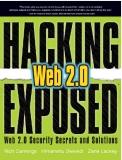 Hacking Exposed ™ Web 2.0 phần 1