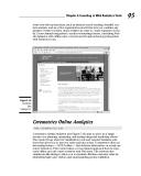 Web Analytics FOR  DUMmIES phần 4