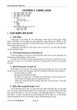 Giáo trình kỹ thuật số ( Chủ biên Võ Thanh Ân ) - Chương 3