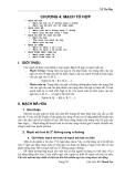 Giáo trình kỹ thuật số ( Chủ biên Võ Thanh Ân ) - Chương 4