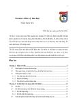 Ăn mòn và bảo vệ kim loại ( Trịnh Xuân Sén ) - Chương 1