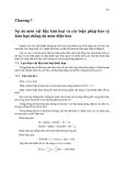 Ăn mòn và bảo vệ kim loại ( Trịnh Xuân Sén ) - Chương 7