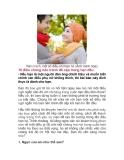 10 điều chàng nên tránh đề cập trong hẹn đầu