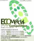 Khái niệm về Ecomercial