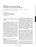 "Báo cáo y học: ""Bioinformatics meets systems biology"""