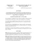 Quyết định số 3055/QĐ-BKHCN