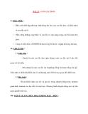 Vật lý 12 Phân ban: BÀI 13 : CON LẮC ĐƠN