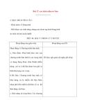 Giáo án Tin Học Văn Phòng: Bài 17. các khái niệm cơ bản