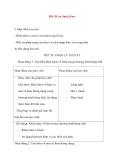 Giáo án Tin Học Văn Phòng: Bài 20. Sử dụng hàm