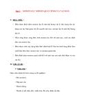 Vật lý 12 Phân ban: Bài 3 : MOMEN LỰC MOMEN QUÁN TÍNH CỦA VẬT RẮN