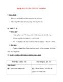 Vât lý 12 Phân ban: Bài 48 : HIỆN TƯỢNG TÁN SẮC ÁNH SÁNG
