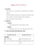 Vât lý 12 Phân ban: Bài 70 + 71 : HIỆN TƯỢNG PHÓNG XẠ
