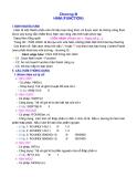 Giáo trình học Excel: Chương III HÀM (FUNCTION)