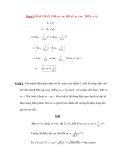 Các dạng bài tập Vật lý 12: Dạng 9: BÀI TOÁN VỚI ω = ω1 HOẶC ω = ω2