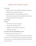 Vật lý 12 Phân ban: DAO ĐỘNG TẮT DẦN VÀ DAO ĐỘNG CƯỠNG BỨC