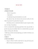 Vât lý 12 Phân ban: HỆ MẶT TRỜI