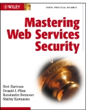 Mastering Web Services Security phần 1