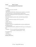 Tiết 5: áp dụng mệnh đề vào suy luận toán- Mệnh đề - Tập hợp