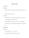Vật lý 11 chương trình nâng cao: 15. PIN VÀ ACQUY