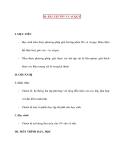Vật lý 11 chương trình nâng cao: 16. BÀI TẬP PIN VÀ ACQUY