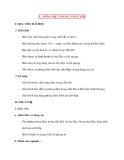 Vật lý 11 chương trình nâng cao: 1. DÒNG ĐIỆN TRONG CHẤT KHÍ I. MỤC TIÊU BÀI HỌC