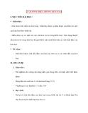 Vật lý 11 chương trình nâng cao: 27-28 DÒNG ĐIỆN TRONG KIM LOẠI