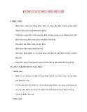 Vật lý 11 chương trình nâng cao: 6. CÔNG CỦA LỰC ĐIỆN – HIỆU ĐIỆN THẾ