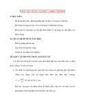 Vật lý 11 chương trình nâng cao: 7. BÀI TẬP VỀ LỰC CULONG VÀ ĐIỆN TRƯỜNG