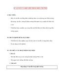 Vật lý 11 chương trình nâng cao: 9. VẬT DẪN VÀ ĐIỆN MÔI TRONG ĐIỆN TRƯỜNG
