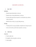 Vật lý 11 chương trình chuẩn: Bài 26. KHÚC XẠ ÁNH SÁNG