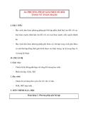 Vật lý 11 chương trình nâng cao: 24. PHƯƠNG PHÁP GIẢI MỘT SỐ BÀI TOÁN VỀ TOÀN MẠCH