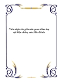 Nhìn nhận tôn giáo trên quan điểm duy vật biện chứng của Mác-Lênin