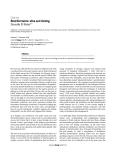 "Báo cáo y học: ""Bioinformatics: alive and kicking"""
