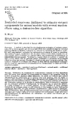 """Báo cáo sinh học: """" Restricted maximum likelihood to estimate variance components for animal models with several random effects using a derivative-free algorithm"""""""