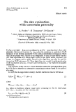 """Báo cáo sinh học: """"On sire evaluation with uncertain paternity"""""""