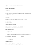 Bài 25: HOÁ TRỊ VÀ SỐ OXI HOÁ