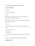 Tiết 54 §. Bài 33: AXIT SUNFURIC. MUỐI SUNFAT