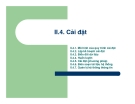 Bài giảng hệ thống thông tin kinh tế và quản lý - Phần 7