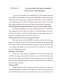 Bài giảng MÔ HÌNH CHẤT LƯỢNG NƯỚC - CHƯƠNG 5